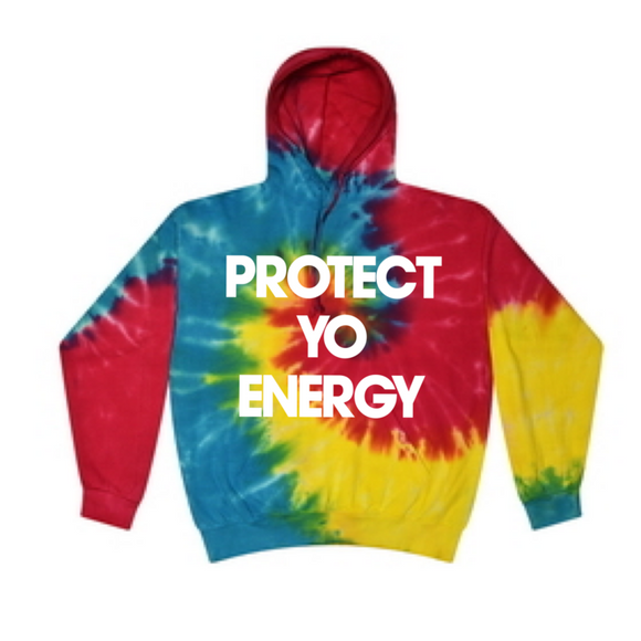 PYE Tie Dye Hoodies - PROTECT YO ENERGY