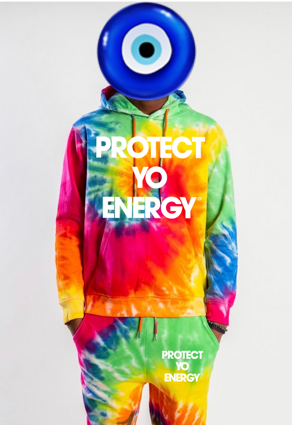 PYE Tie Dye Fleece SweatSuit - PROTECT YO ENERGY