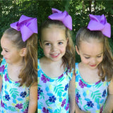 Back to School Bundle - Set of 49 - XL 6 Inch Boutique Bow  2.25 Inch Ribbon