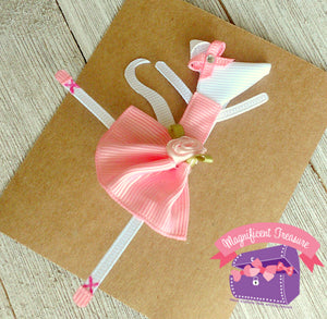 Angelina Ballerina Hair Bow