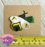 Bumble Bee Bug Hair Bow Size