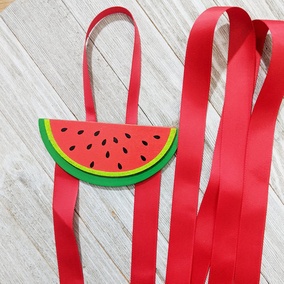 Watermelon Hair Bow Holder and Storage