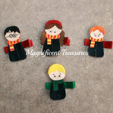 Harry Potter Character Hair Bows
