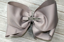 Jumbo 7 Inch Boutique Hair Bow - You Choose Color