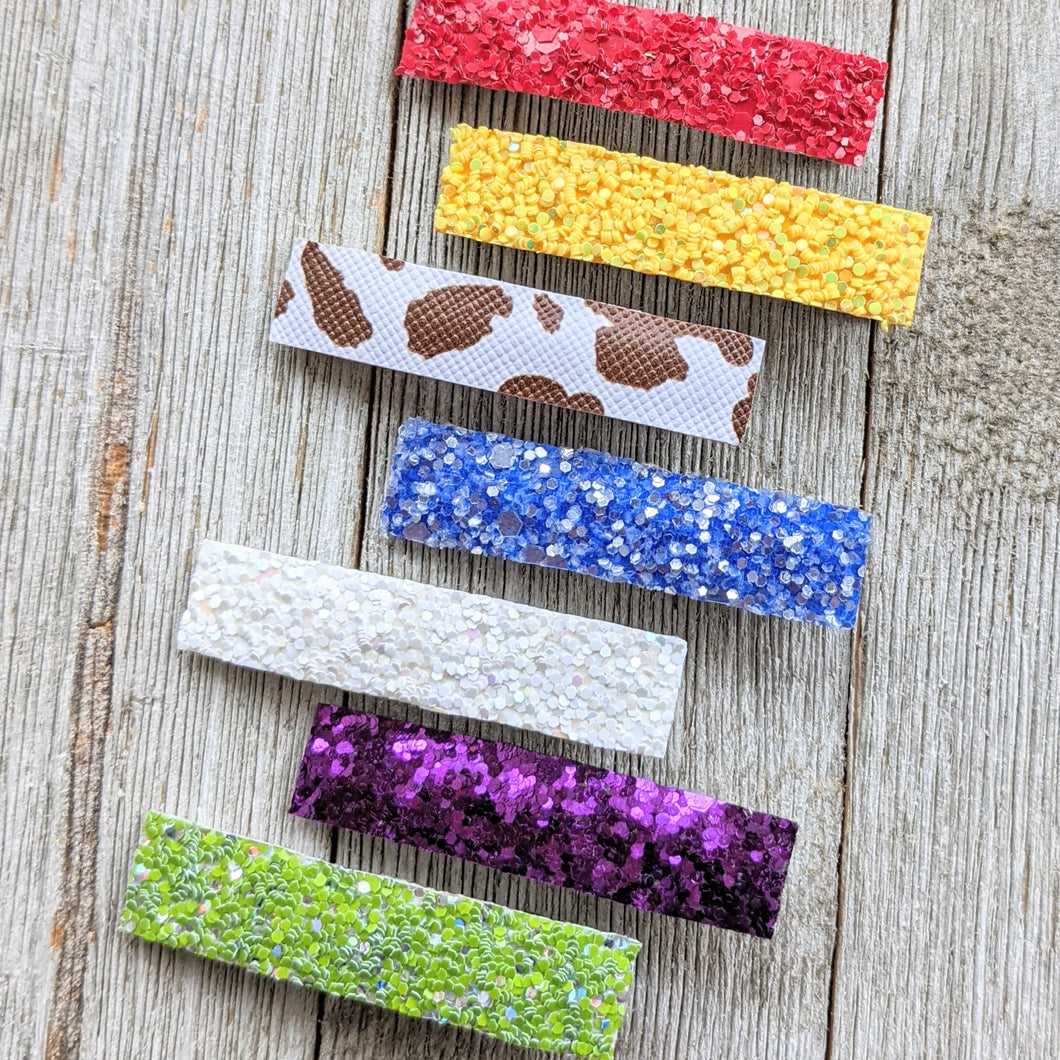 Toy Story Glitter Clippie Set