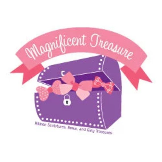 Magnificent Treasures Bows Gift Card