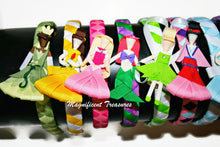 Disney Princess Hair Clip and Headband Set - Magnificent Treasures