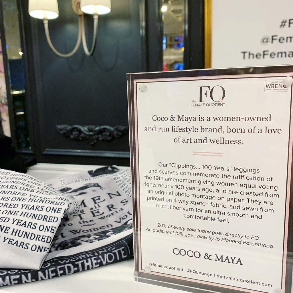 Coco & Maya X Female Quotient