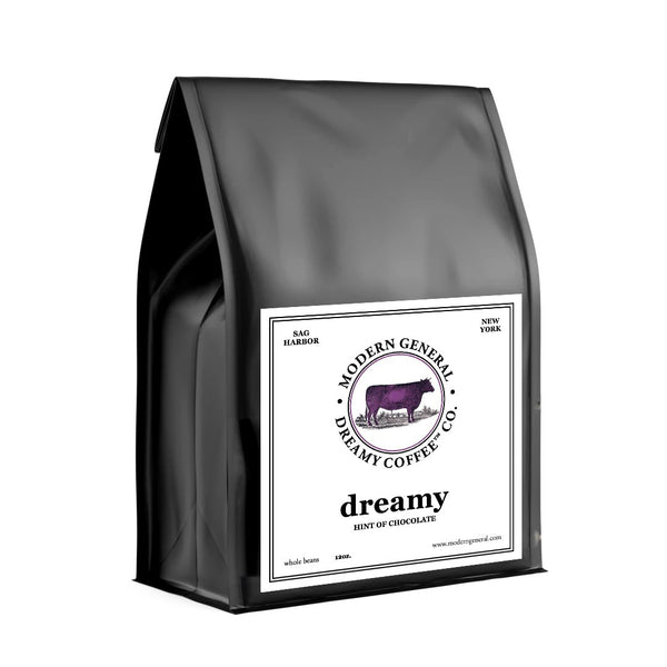 (Officially) Introducing Modern General Dreamy Coffee™ Co.