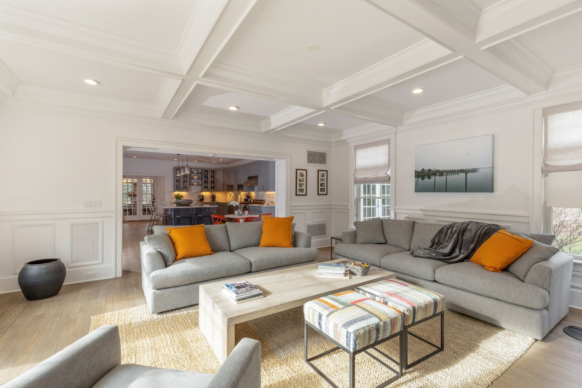 Douglas Elliman Noelles Lane, East Hampton | Interior Design/Staging by Lynda Sylvester