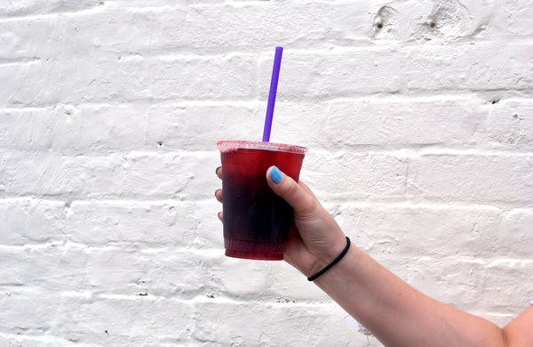 Cold Brewed Hibiscus