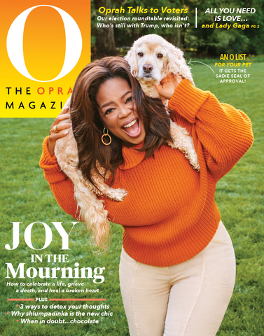 Oprah Magazine | O The Oprah Magazine | October 2020 | Pet List