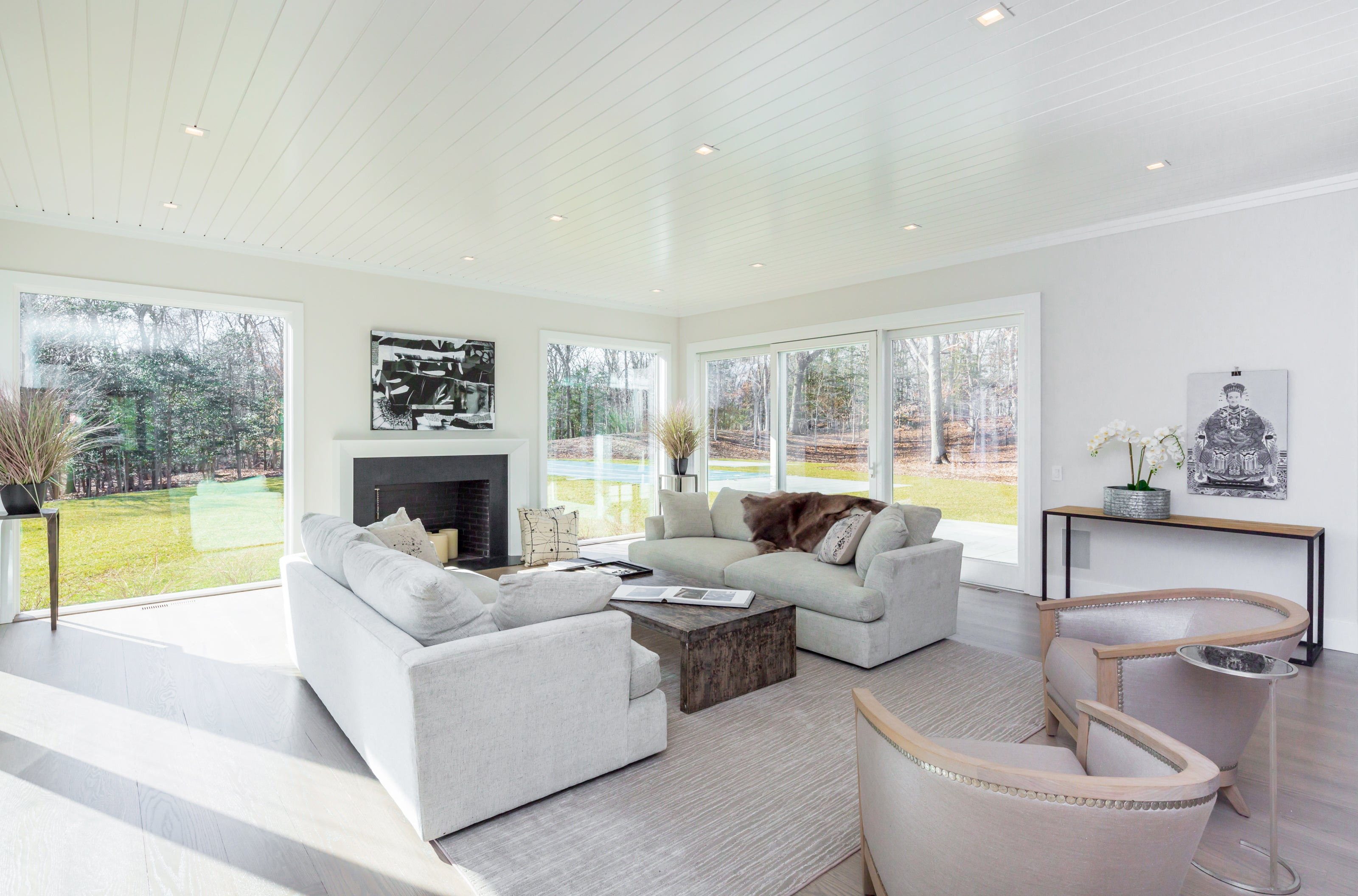 Nice Golf Club Lane | Interior Design By Lynda Sylvester