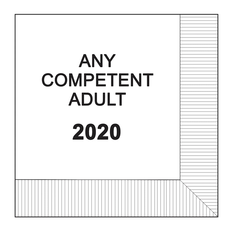 Modern General® Cocktail Napkin, 2020