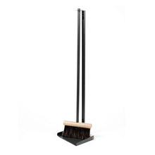 Standing Broom and Dustpan Set