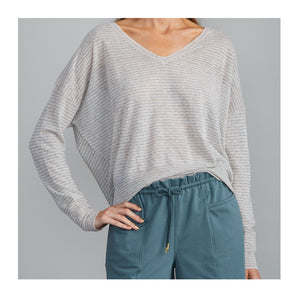 Baltz Thin Stripe Sweater