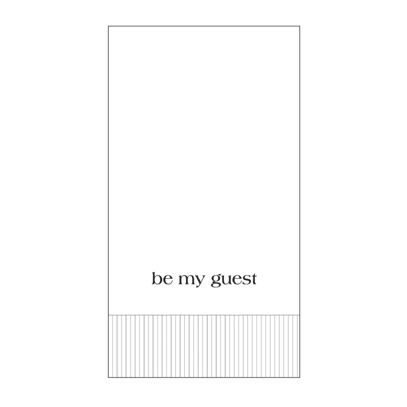 Modern General® 'Be My Guest' Hand Towels 20 ct.