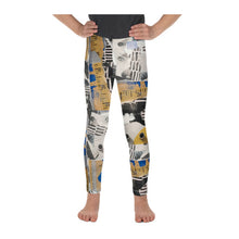 """Measure of It"" Leggings (2T-Girl's 7)"
