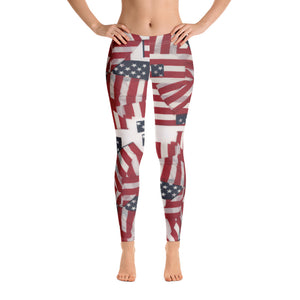 """4th of July"" Leggings"