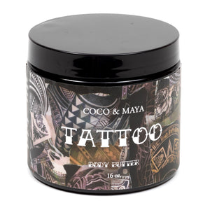 Coco & Maya 'TATTOO' Organic Body Butter