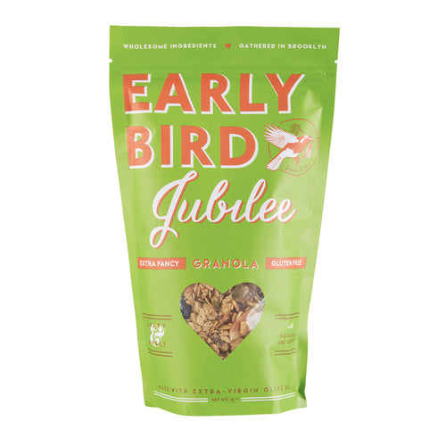 Early Bird Jubilee Granola