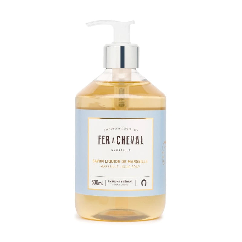Fer à Cheval Hand Soap, Seaside Citrus