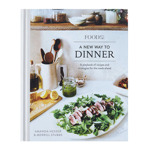 "FOOD 52 ""A New Way To Dinner"" Cookbook"