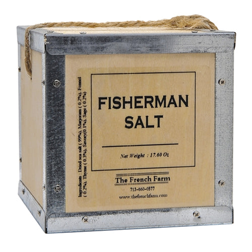 Fisherman Salt and Herb Blend in Box
