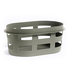 Small Laundry Basket, Army