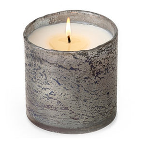 Himalayan Wild Green Fig Candle, Smokey Grey Artisan Tumbler