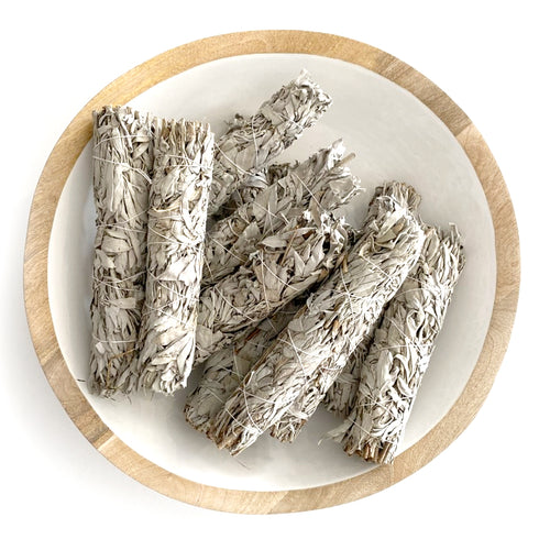 Large California White Sage Bundle, set/2