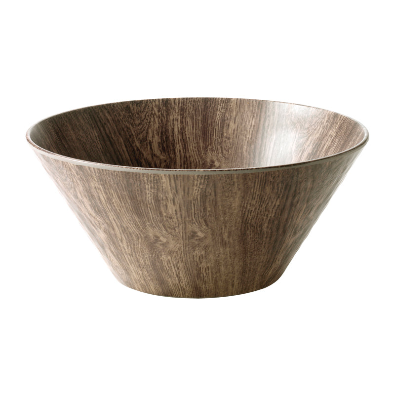 Heartwood Melamine Serving Bowl