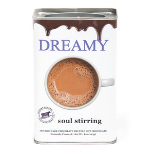 Modern General Dreamy Coffee™ Co. Double Dark Chocolate Truffle Hot Chocolate