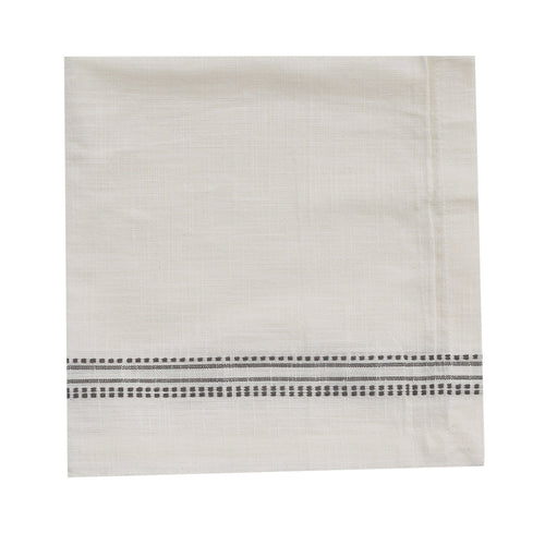Cloth Dinner Napkin, Copeland Slate