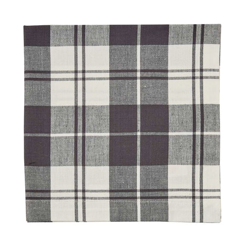 Cloth Dinner Napkin, Cottage Plaid