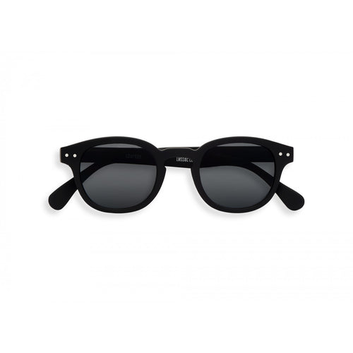 IZIPIZI Paris Sun Readers, Black #C