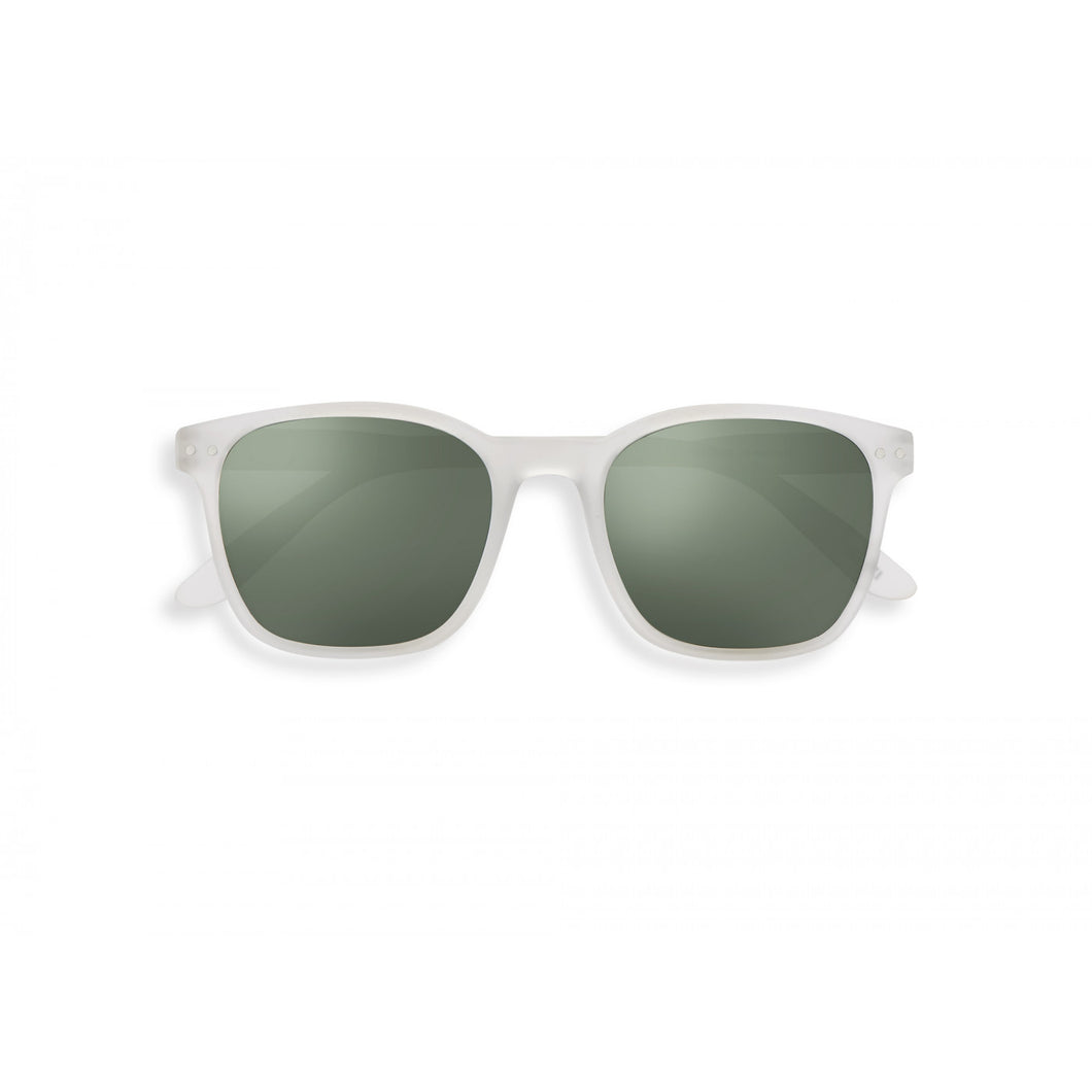 IZIPIZI Paris Nautic White Polarized Sunglasses (+0)