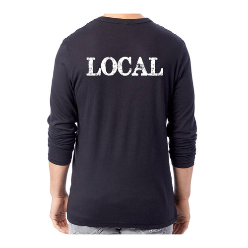 2018 Unisex Crew Neck LOCAL Shirt