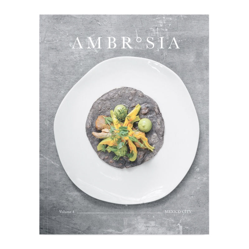 Ambrosia Magazine - Vol. 4: Mexico City