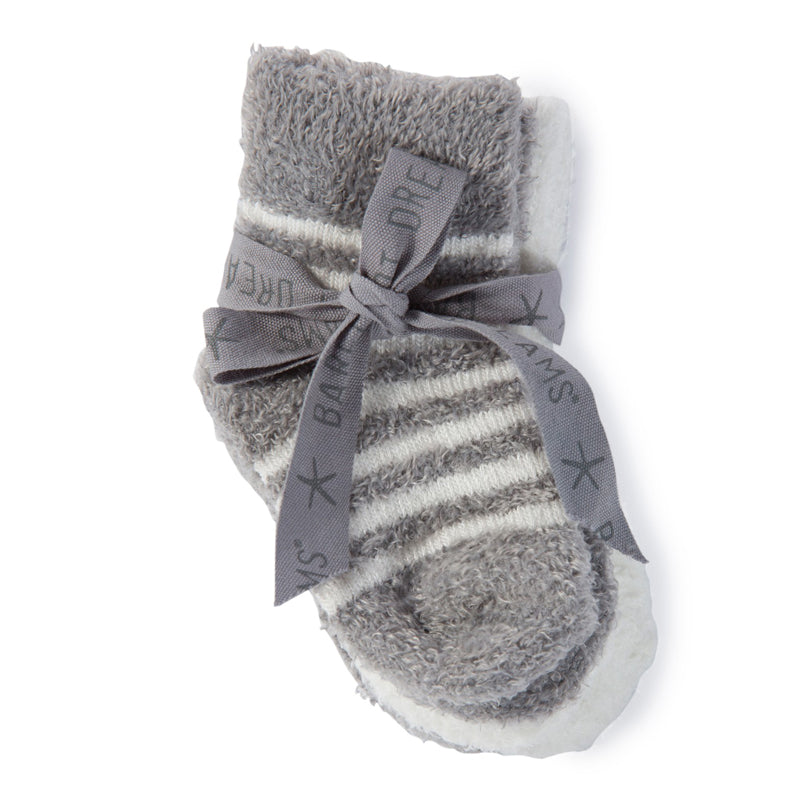 Ultra Soft Baby Socks, 3 Pack
