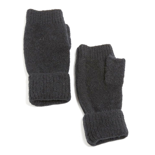 Cashmere Blend Fingerless Gloves