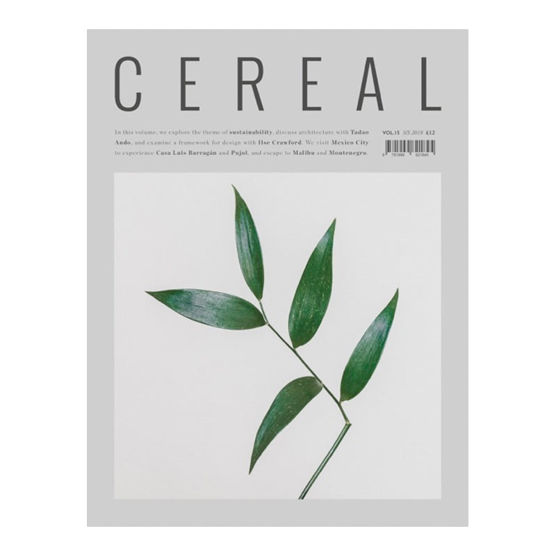 Cereal Magazine: Issue 15