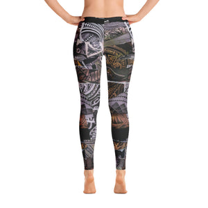 """Tattoo"" Leggings"