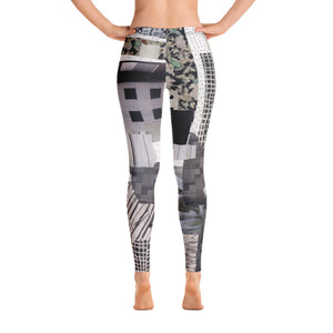 """Flying Circus"" Leggings"