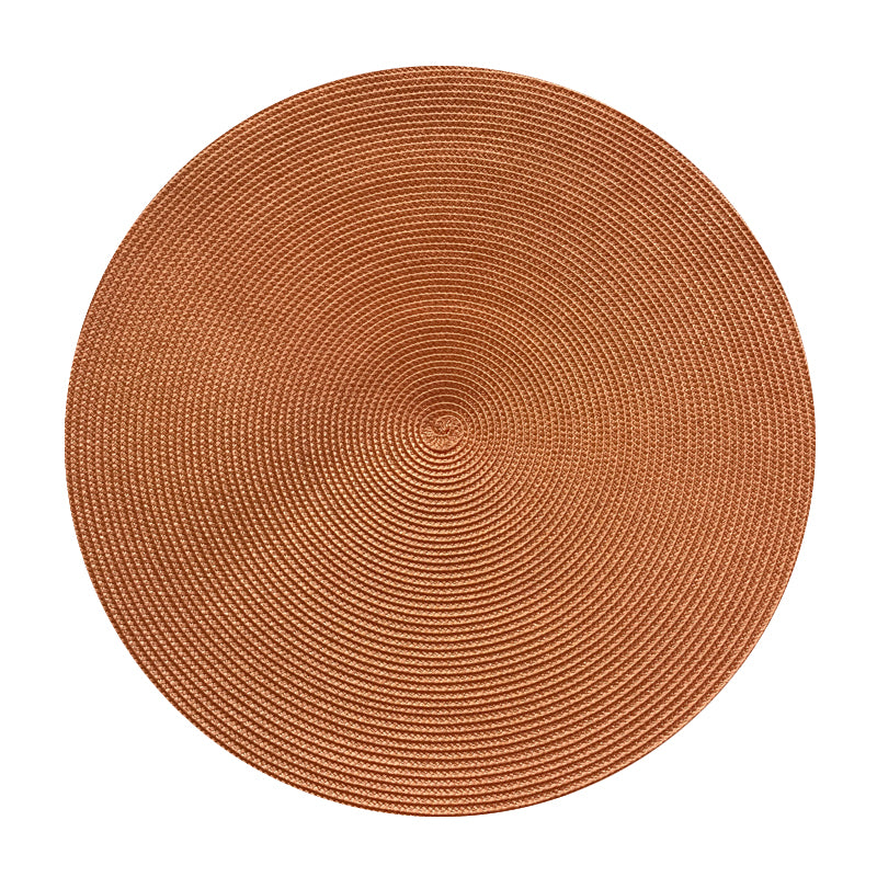Braided Placemat, Apricot