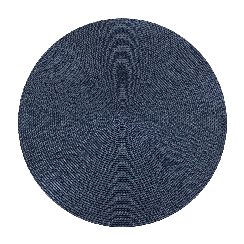Braided Placemat, Navy