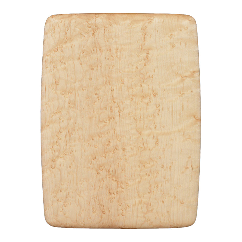 Bird's-Eye Maple Sandwich Board