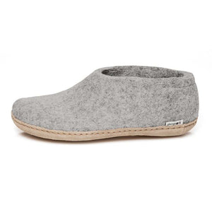 Glerups Wool Shoe Slipper