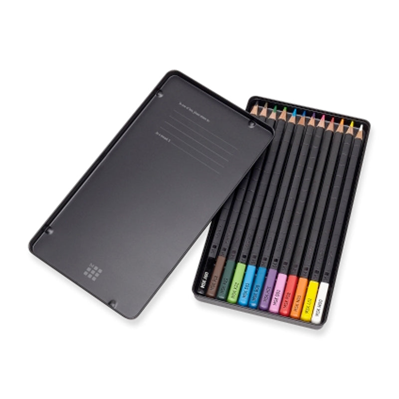 Moleskine Nomad Watercolor Pencil Set
