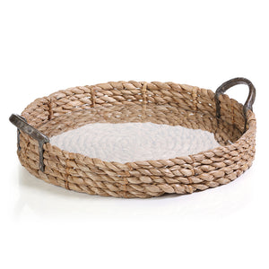 Rolled Seagrass Tray